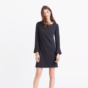 Madewell Knit Bell-Sleeve Dress